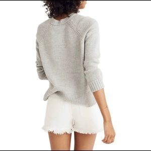 NWOT MADEWELL El Rancho Cowgirl Wool Sweater Med